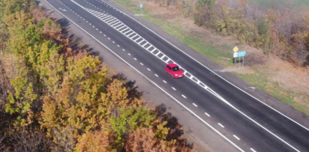 На трассе из Днепра в Мариуполь с 9 марта до конца года перекроют мост: схема объезда