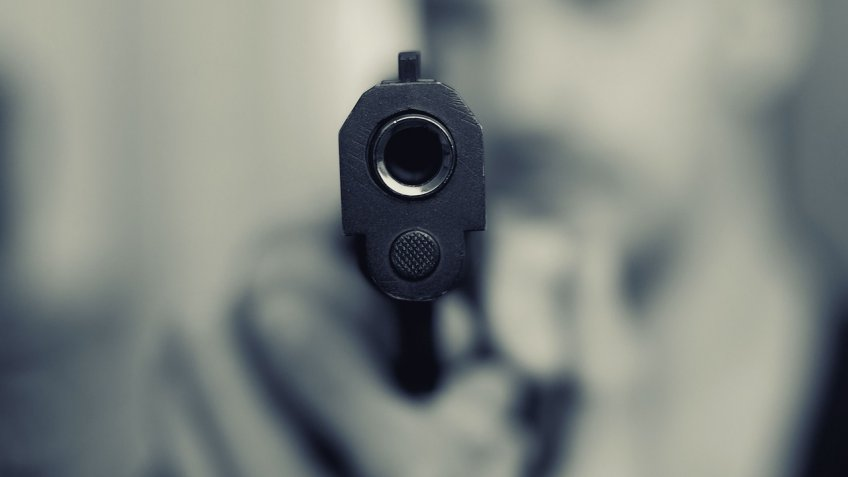 В мужчину - стреляли. Новости Днепра