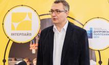 При поддержке ИНТЕРПАЙП стартовали занятия юных мехатроников Днепра и области