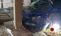 Chevrolet влетело в фуру: в Днепре автокатастрофа унесла жизнь юной девушки
