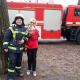 ГСЧС спасли котика в Каменском: женщина позвонила в службу спасения