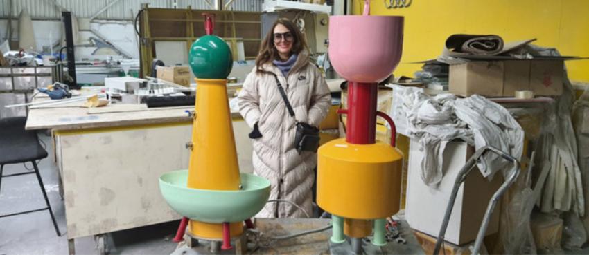 Новости Днепра про На улице Яворницкого появятся питьевые фонтанчики