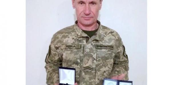Герои нашего времени: «За заслуги перед городом» никопольчанин получил орден