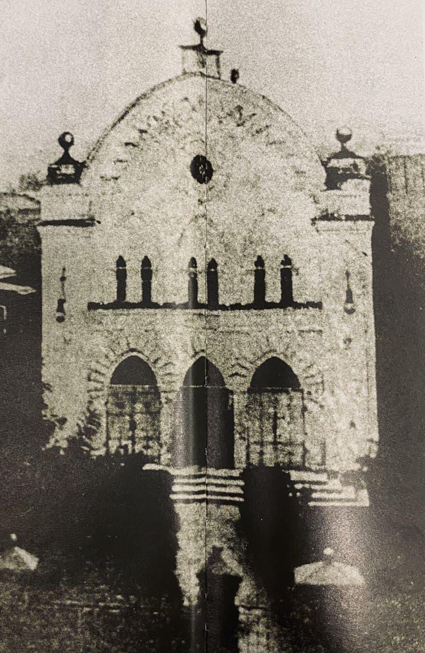 Жилой дом на месте караимской кенассы: загадка одного здания в Днепре. Новости Днепра