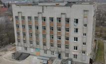В Никополе проходит реконструкция больницы №4: что изменится