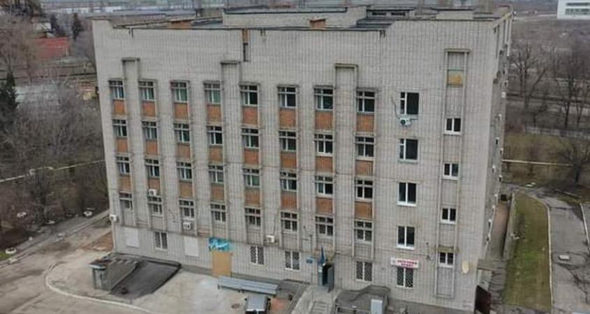 В Никополе реконструируют больницу №4. Новости Днепра