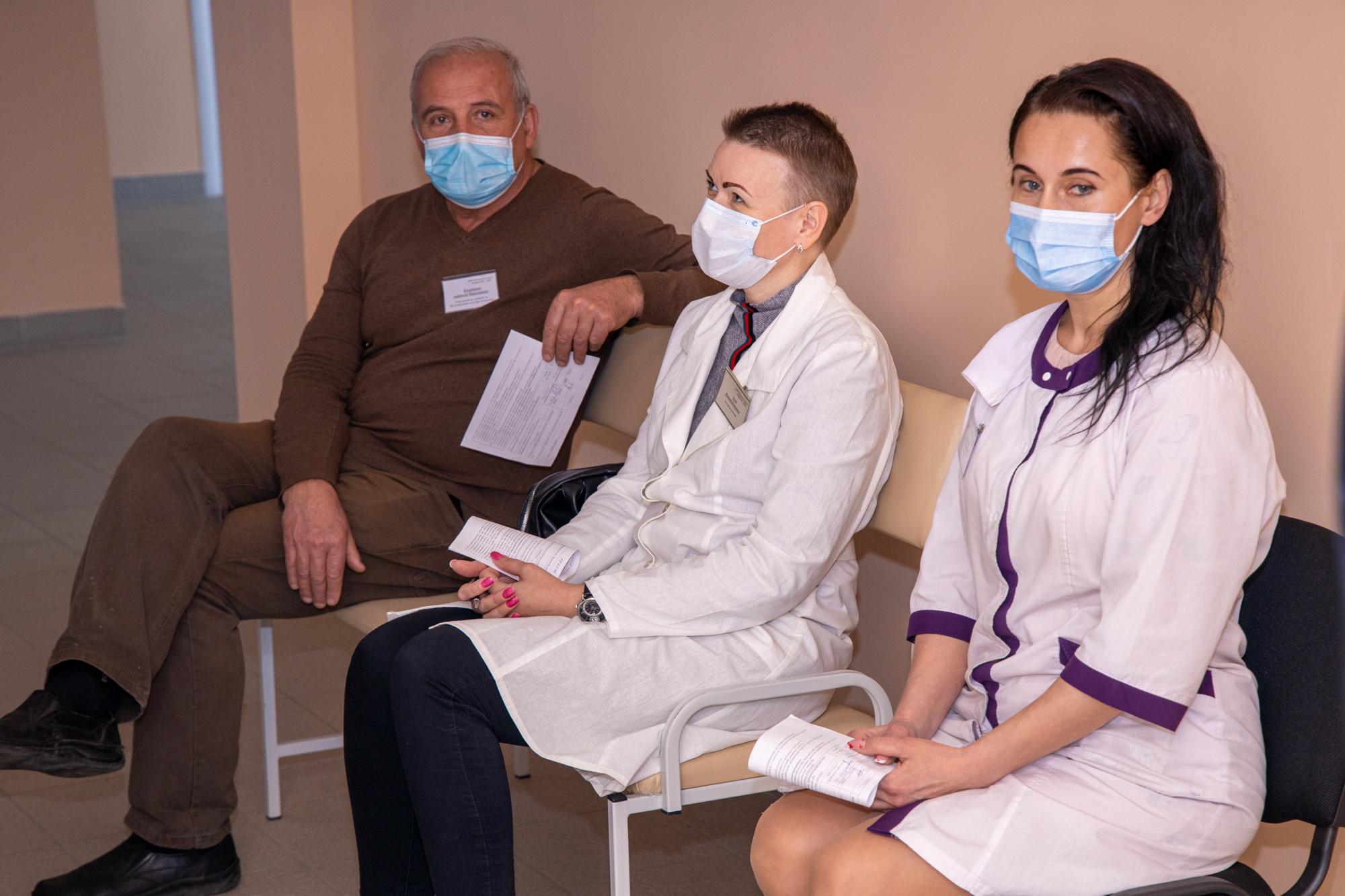 Вакцинация. Новости Днепра
