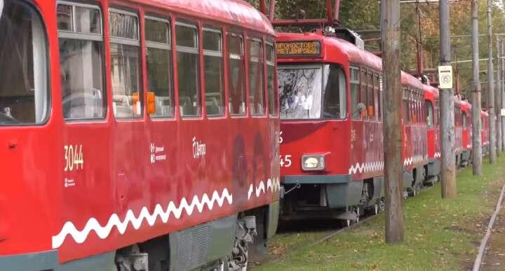Новости Днепра про Сегодня в Днепре трамваи закончат работу раньше