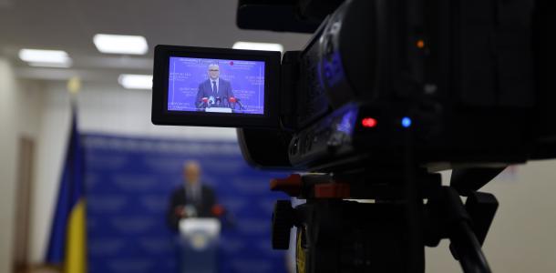 Новая вакцина, областные выплаты для медиков, консультации для предпринимателей: публичный отчет Днепропетровской ОГА