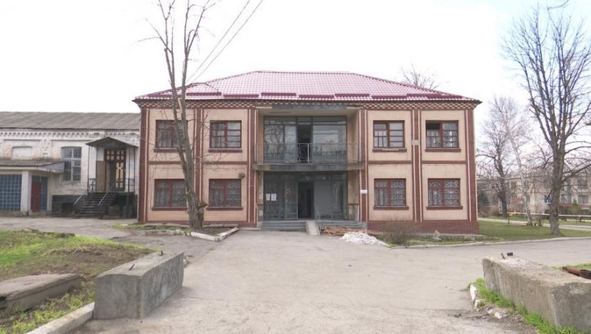 Новости Днепра про В здании психиатрической больницы будут лечить больных Covid-19