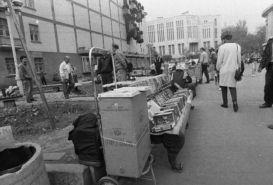 """""""Книжный рынок в Днепре доживает свои последние дни?"""". Новости Днепра"""