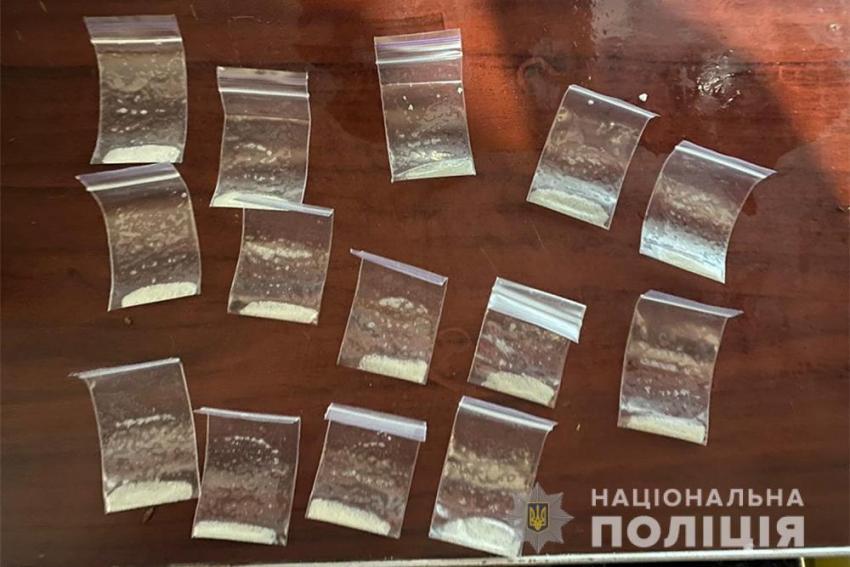 Новости Днепра про Организаторы сбыта метамфетамина за неделю получали около 70 000 прибыли