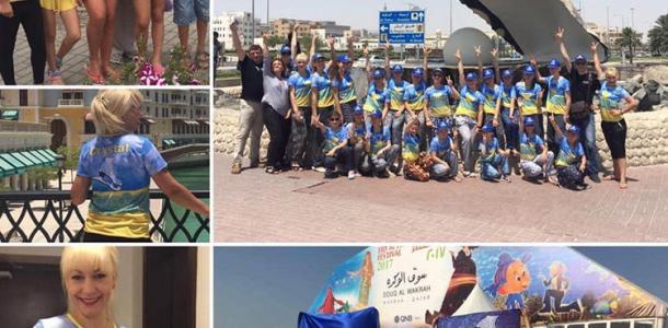 Арабский шейх пригласил днепровский детский театр «Кристалл» дать гастроли