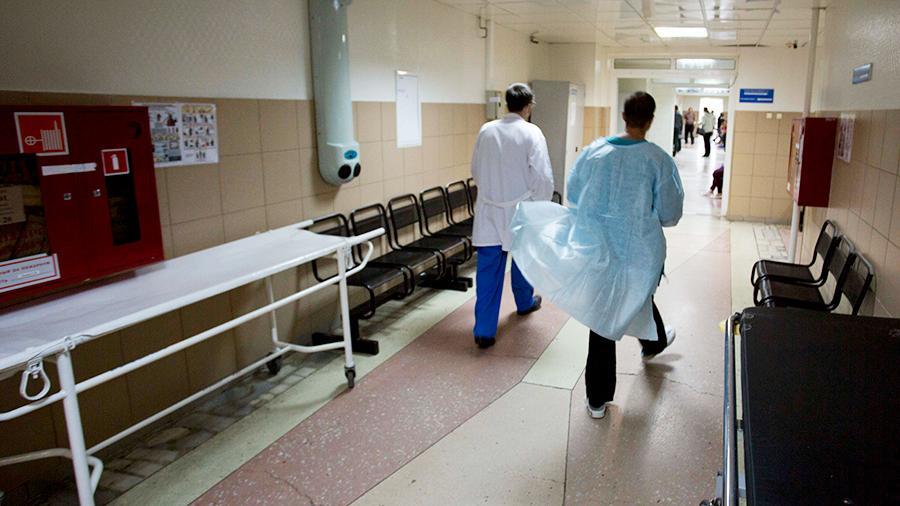 В больнице. Новости Днепра
