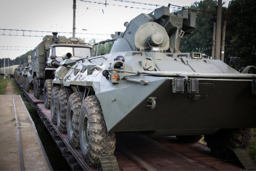 Новости Днепра про Россия готова к наступлению внутрь Украины — военная разведка