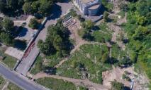Что ожидает парк Володи Дубинина, который реконструируют с 2017 года