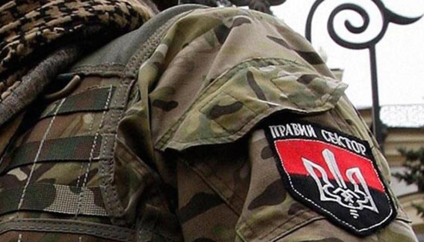 Новости Днепра про Представители «Правого сектора» собираются в Приднепровске возле леса. Что происходит?