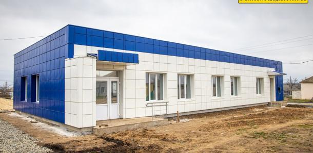 В Софиевской громаде строят новую амбулаторию