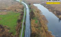 В Криничках отремонтировали объездную дорогу