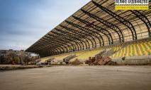 Футбольное поле с «живым» газоном, беговые дорожки и кросфит: в Кривом Роге реконструируют стадион «Спартак»