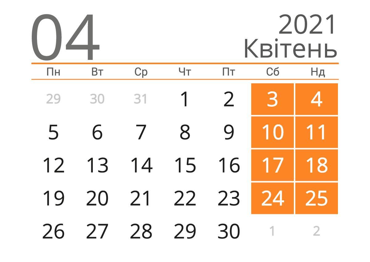 Апрель. Новости Днепра