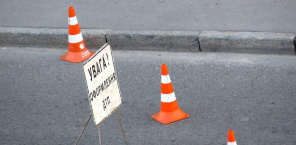 В аварии на Набережной Заводской пострадал ребенок (ВИДЕО)