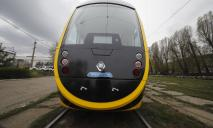 В Днепре тестируют новый украинский низкопольный трамвай
