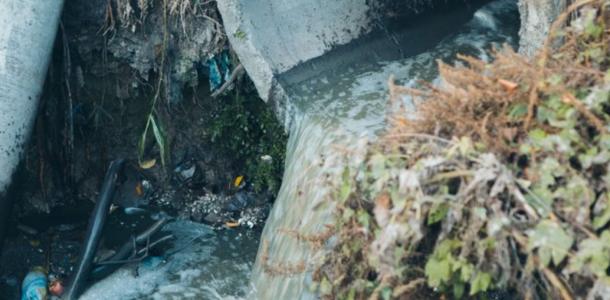 В многострадальное озеро «Куриное» продолжают сливать нечистоты