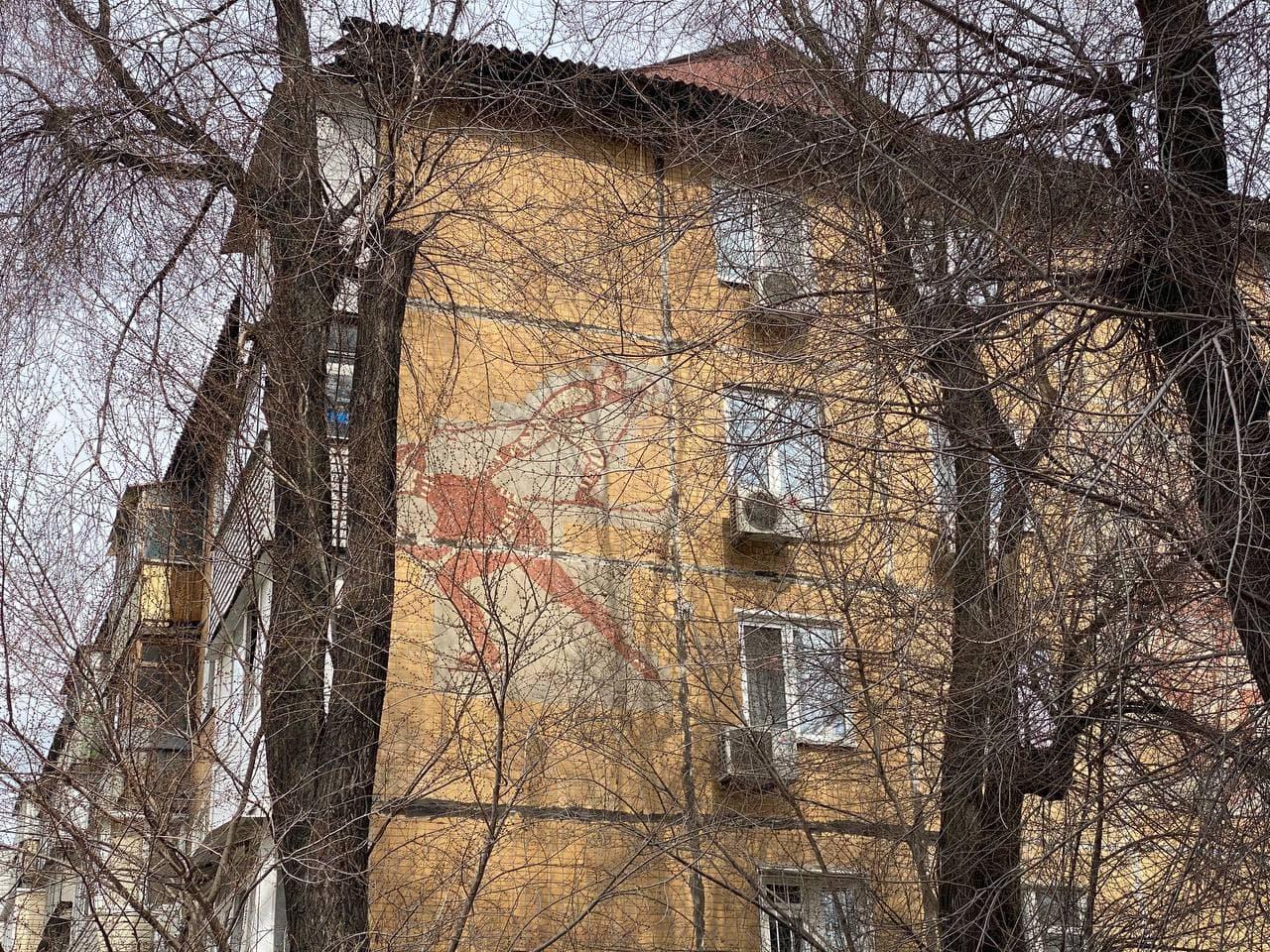 Следы СССР: как выглядят дома на Слобожанском проспекте в Днепре. Новости Днепра