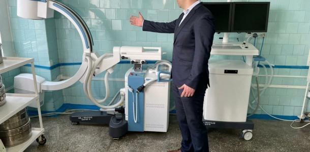 В городской больнице №6 провели новые виды операций на почках