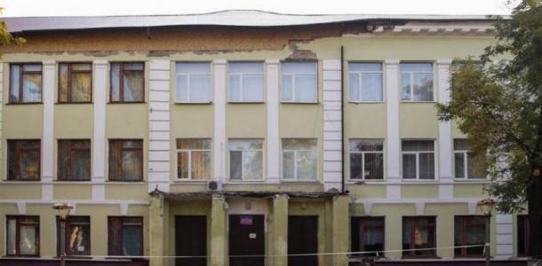 Местные власти Каменского бездействуют: ситуация вокруг реконструкции школы № 20