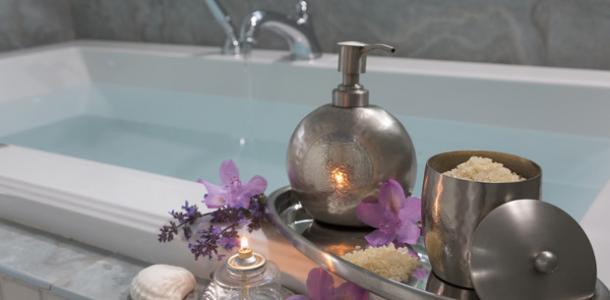 Во сколько обойдется принять ванную в разных уголках Украины