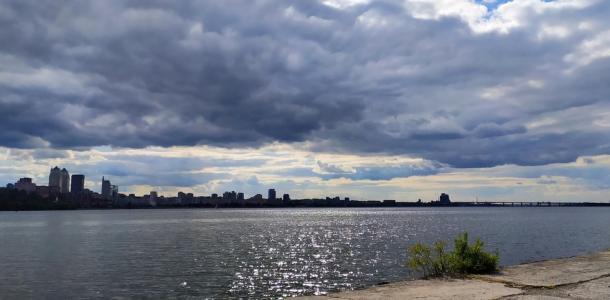 Тепла синоптики не обещают: прогноз на 11 мая в Днепре