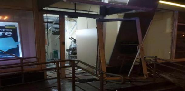 Взорвали банкомат «Ощадбанка»: в Днепре задержали подозреваемых (ВИДЕО)