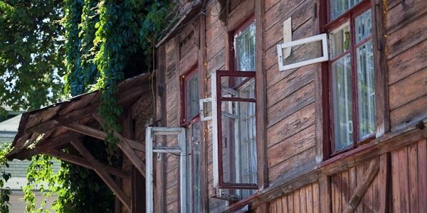 Жить внутри музея: как выглядит последний деревянный дом Екатеринослава