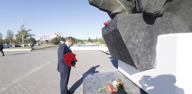 Борис Филатов: «Днепр отмечает День Победы даже в карантинном режиме»