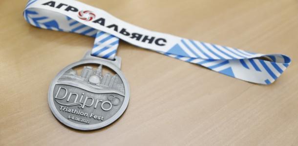В Днепре пройдет Кубок Европы по триатлону в рамках десятого «Dnipro triathlon fest»