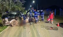 В результате ДТП погиб 1 человек и еще 2 пострадали