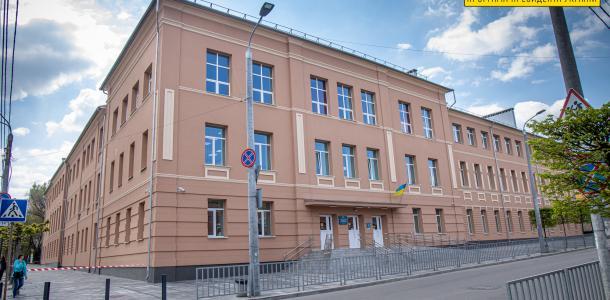 На финише обновление гимназии № 33 в Днепре