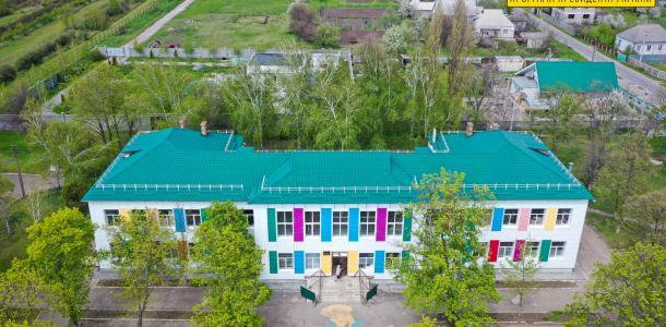 В Днепре капитально ремонтируют школу № 104