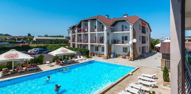ТОП-10 самых дорогих отелей на Черном море. В каких условиях можно отдохнуть за 3000 грн в сутки. ФОТО