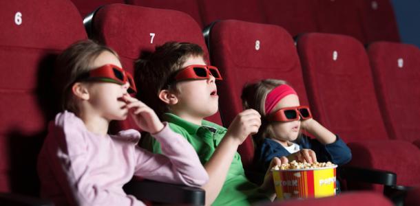 В Днепре в этом году пройдет Чилдрен КиноФест. Узнай в каком кинотеатре будут транслировать бесплатные фильмы