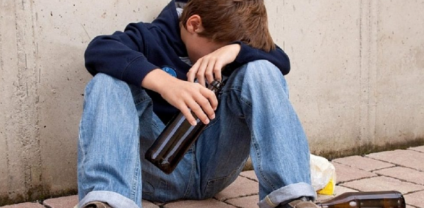 8-классник пытался покончить с собой в состоянии алкогольного опьянения