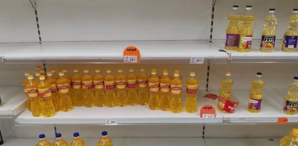 Распродажа: супермаркет «Варус» в Мост-сити закрывается