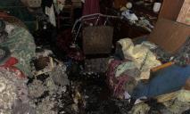 На пожаре спасли отца и дочь: подробности