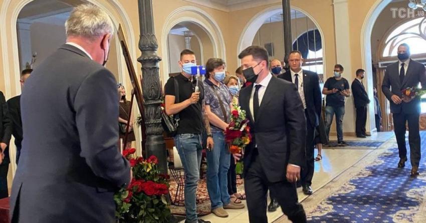 Новости Днепра про В Киеве прощаются с хореографом Григорием Чапкисом