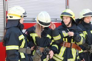 Новости Днепра про В Днепре школьники попробовали себя в роли спасателей
