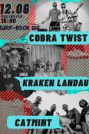 Surf-Rock Gig