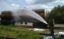 ЧП под Днепром: произошла утечка серной кислоты (ФОТО)