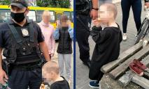 Голодный и раздетый 4-летний мальчик бродил по городу